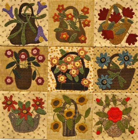 Blackbird Quilt Designs by 17 Best Images About Garden Baskets By Pg On