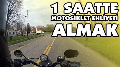 ridvan anlatiyor amerikada motosiklet ehliyeti almak ve
