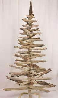 custom driftwood christmas tree by driftwood cactus