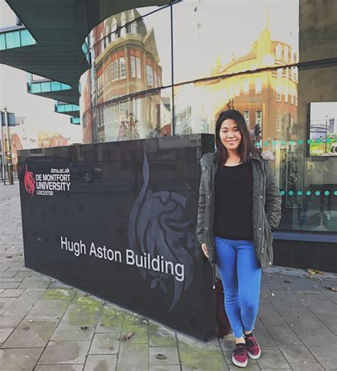 Mba Dmu global mba student has in the bank thanks to dmu