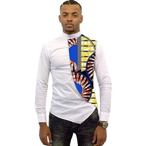 african kitenge shirts men buy asymmetrical men s african shirts men kitenge dashiki