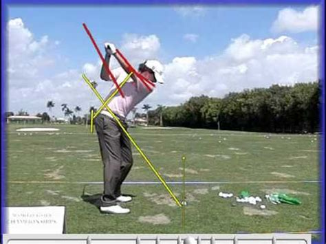 golf swing breakdown rory mcilroy swing analysis youtube