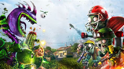 Is Plants Vs Zombies Garden Warfare by Plants Vs Zombies Garden Warfare Ddx For Pc Origin