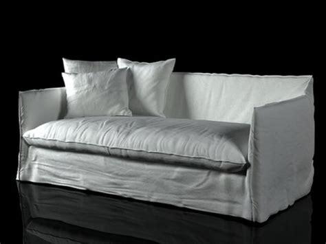 Kitchen Scandinavian Design ghost 15 sofa 3d model gervasoni