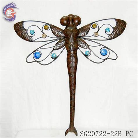 metal dragonfly wall decor buy wall decor metal wall