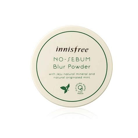 Innisfree No Sebum Blur Patc cosmetice coreene dolly skin