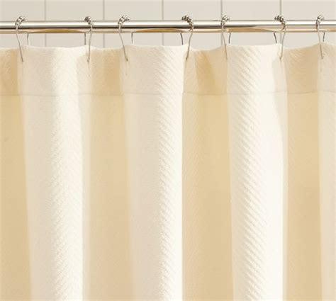 matelasse shower curtain chevron matelasse shower curtain pottery barn