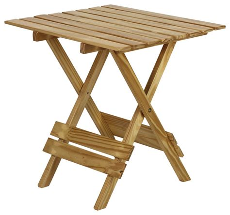 Small Wooden Folding Table Folding Small Table Made Of Solid Wood Farmhouse Folding Tables By Casual Home