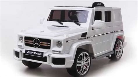 Jeep Mercedes by 12v Licensed Mercedes Gl Ride On Jeep