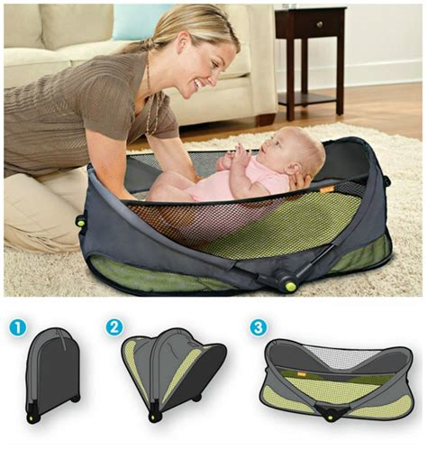 baby bassinet for bed 2014 top quality brica portable folding travel bassinet