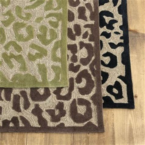 animal print bathroom rugs green black animals and animal print rug on pinterest