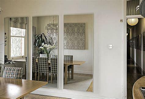 stylish large decorative mirrors ideas  dining room