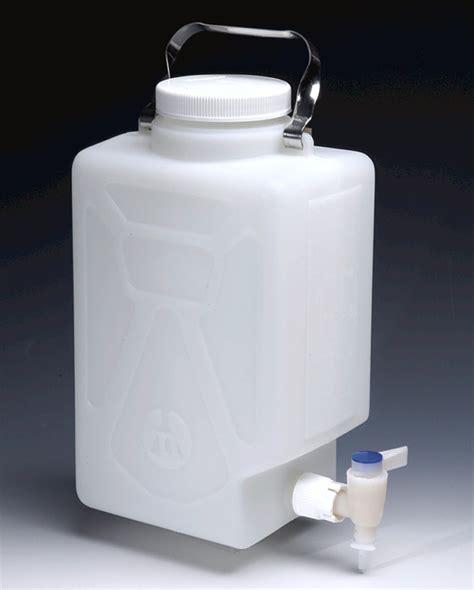 taniche fluorurati con rubinetto serbatoi in plastica