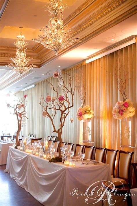 beautiful wedding at college and rosewater supper club toronto wedding decor toronto