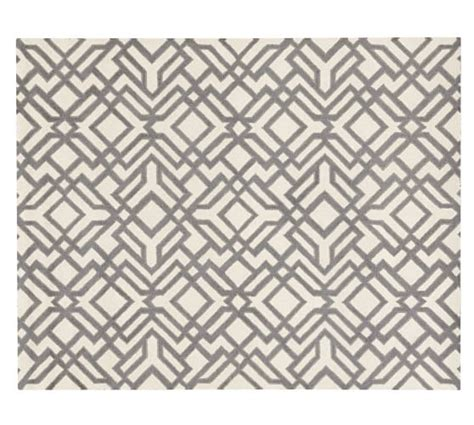 pottery barn shelby rug shelby rug gray pottery barn