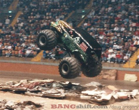 okc monster truck show bangshift com monster truck