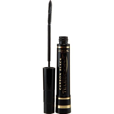 Mascara Loreal Telescopic telescopic carbon black mascara ulta