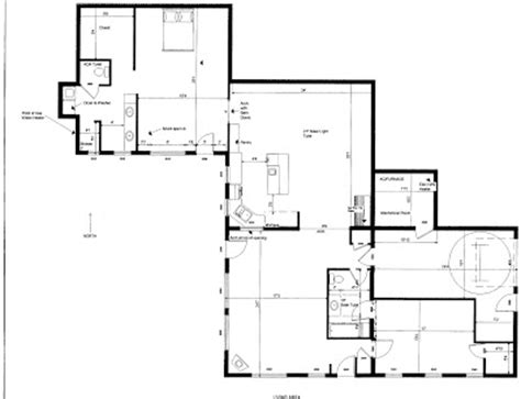 arant earth sheltered home floor plan