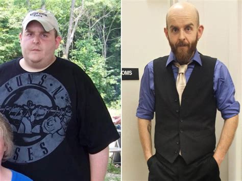 chest tattoo weight loss man loses weight of two people after mistaking chest pain