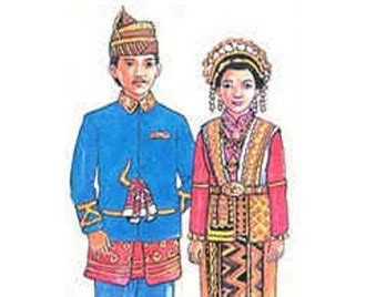 Pakaian Adat Baju Daerah Istimewa Aceh L 2016 welcome hamdaniphd co id