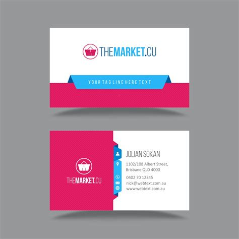 ecommerce business card template ecommerce business card template logo maker s