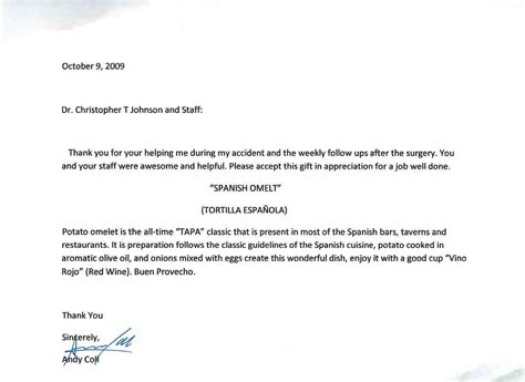 thank you letter to doctor testimonials advanced faces