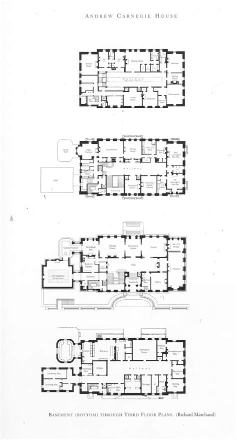 smithsonian castle floor plan floorplans for gilded age mansions skyscraperpage forum