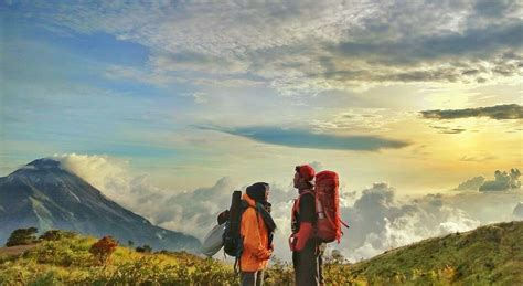 guide murah pendakian gunung merbabu  merapi viapendaki