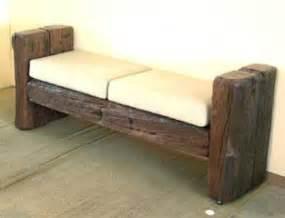 reclaimed railway sleepers gogreen furniture indonesia