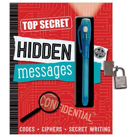 messages for secret top secret messages make believe ideas uk