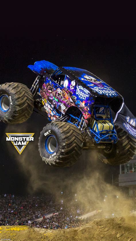 wallpaper wednesday monster jam
