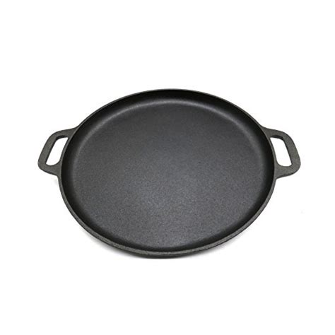 Handmade Cast Iron Skillet - cast iron pizza pan 14 quot inch by iron world made