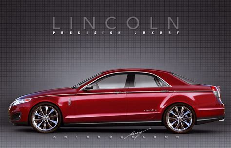 lincoln sports car 2015 lincoln mks mkii concept lincoln motor company
