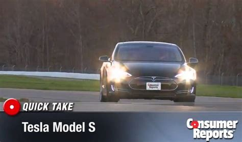 Tesla Model S Review Top Gear Tesla Model S Consumer Reports Review Best Car We