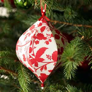 Paper crafts ideas make your own colorful christmas tree ornaments
