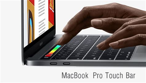 Macbook Pro 2016 Touch Bar Hitam Macbook Pro 13 3 Inch things you can do with new macbook pro touch bar