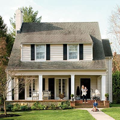 cottage house exterior costs nothing to dream dream home