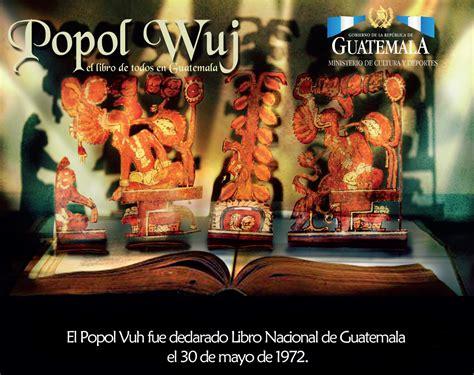 libro dulceida gua de celebrando el libro nacional de guatemala popol vuh