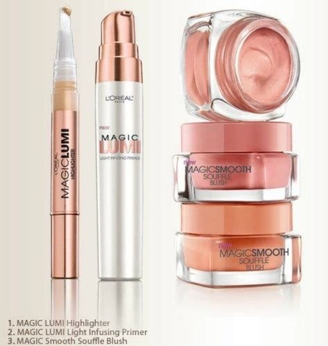 Harga L Oreal Magic Lumi Primer showcase l oreal magic lumi and colour riche nail color