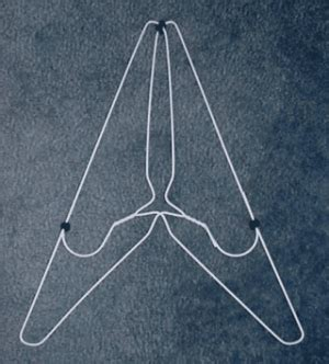 how to make a wire hanger christmas tree hanger tree craft what to do with those wire hangers hanger