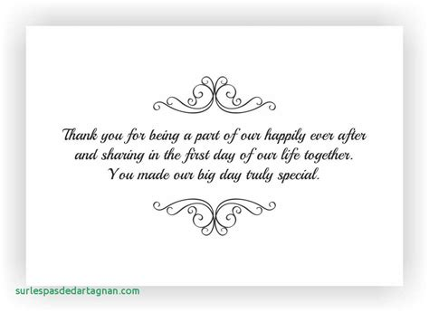 thank you card for money template wedding thank you cards wording for money gifts free