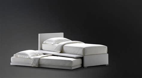 divano letto singolo flou flou letto biss