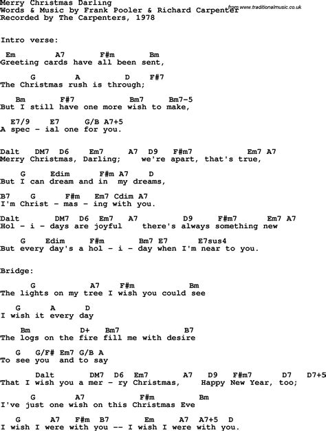 christmas tree lyrics and guitar chords merry lyrics best business template