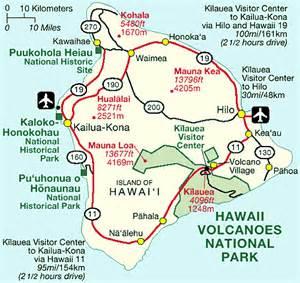 maps map hawaii