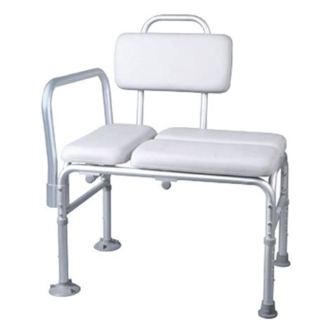 drive transfer bench drive padded transfer bench