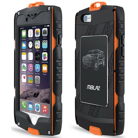 r iphone 6 waterproof mblai waterproof strong shockproof cover for iphone 6 6s 6plus 4 7 quot 5 5 quot ebay