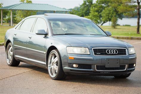 2004 audi a8l problems audi a8l quattro for sale awd sunroof bose luxury