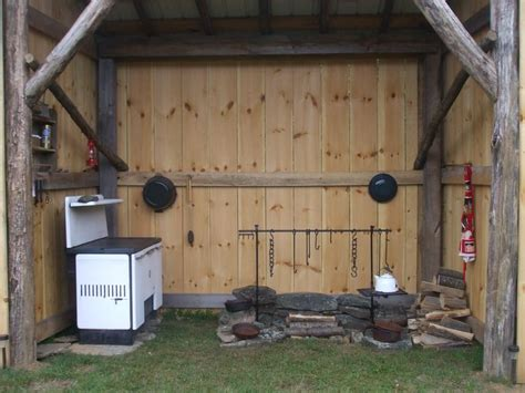 Cook Shed by Outside Cooking Shed Cookshed