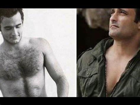 akshay khanna hair famous chest hair of bollywood actors filmibeat