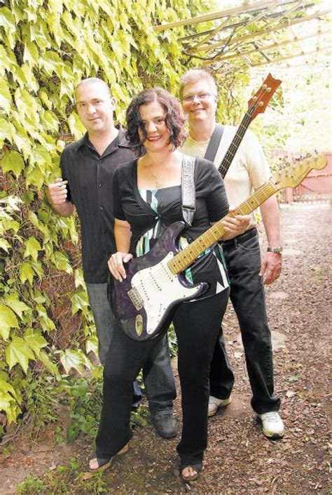 phyllis hopkins electric trio playing lots   recording  songs arts living